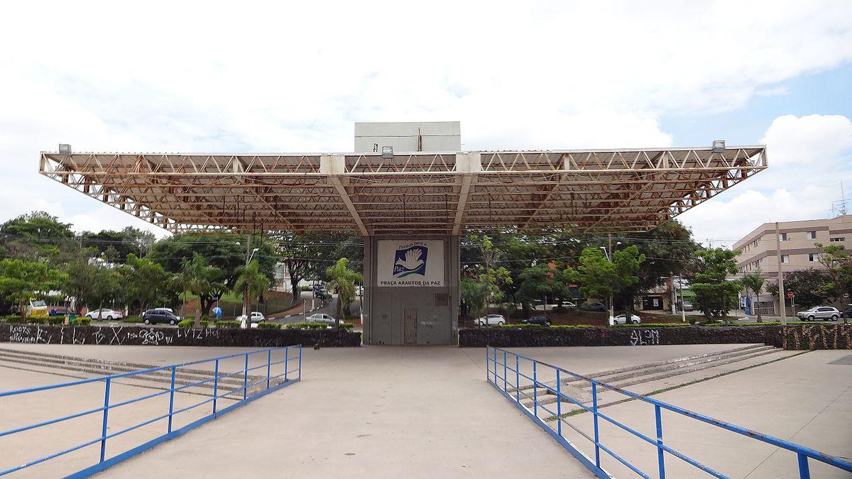 Praça Arautos da Paz em Campinas